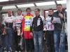 Sainte Gemme la Plaine - Podium 1ière catégorie le 18 mars 2012 - Freddy PROSY 2ième