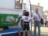 La bise au vainqueur Corpe  - 25 mars 2012