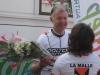 La bise au vainqueur - Corpe - 25 mars 2012
