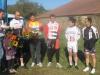 Podium 1ere catégorie Saint-Julien des Landes - 01/04/2012