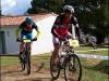 Eric DANIEAU en plein effort à Chantonnay - le 22 avril 2012