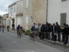 Arrivée de Quentin à la 5e position - Sainte-Radegonde le 29 mai 2012