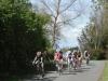 Maxence emmène le peloton à la course de Saint-Jean de Monts le 01 mai 2012
