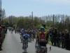 Arrivée de la course Minime : Quentin AUDOUX à la 6ième place - Saint-Jean de Monts - 01-05-2012
