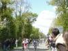 Arrivée à la 5e place de Quentin AUDOUX à Nieul le Dolent le 06 mai 2012