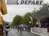 Arrivée Quentin AUDOUX  Course de Cezais en 5e position