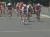 Arrivée Alain ROBERT course de Luçon en 3e catégorie