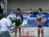 Quentin AUDOUX,2e à la course minime à La Verrie