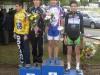 Podium pour Quentin 3e à la course minime de St Varent