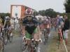 Quentin AUDOUX au départ de la course de La Roche sur Yon