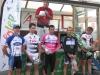 Podium, 2e Freddy PROISY à la Course du Langon