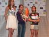 Florence, 1ere du Classement final au Trophée de l'Ouest 2012