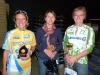 Les 3 premières féminines du Trophée de l'Ouest 2012