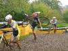 Quentin dans la boue à Saverne