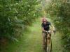 Maxence VILLAIN au Cyclo cross de LANDERONDE