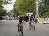 Arrivée de Maxence pour la 2e place au Cyclo cross de St Jean de Monts