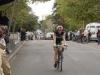 Arrivée de Quentin pour la 4e place au Cyclo cross de St Jean de Monts