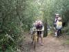 Maxence au Cyclo cross de St Jean de Monts