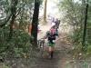 Quentin AUDOUX au Cyclo cross de St Jean de Monts