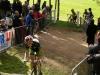 Quentin AUDOUX au cyclo-cross du lion d\'Angers