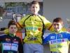 Podium de PALLUAU, 2e place pour Maxence VILLAIN