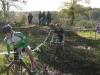 Quentin AUDOUX au cyclo cross de Champagné