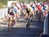 Départ du Championnat de Vendée de Cyclo cross à St hilaire de Riez