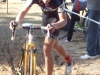 Maxence à St Hilaire de Riez au Championnat de Vendée de cyclo cross