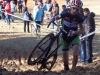 Quentin à St Hilaire de Riez au Championnat de Vendée de cyclo cross