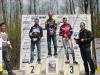 Podium Scratch VTT  Vendée Tour Pouzauges Masters + 40 ans 2e Nicolas VITELLI