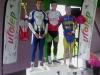 Podium du championnat départemental des 17/19 ans 1er Flavien AUDOUX