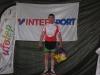Podium, à Sallertaine, Flavien AUDOUX Champion Régional
