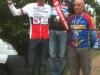 Podium 4e Epreuve Vendée Tour  catégorie 40ans et + au Tablier, 1er Nicolas VITELLI
