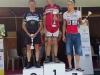 Podium de la 4e Epreuve du Vendée Tour VTT à Pissotte, 2e Nicolas VITELLI