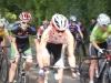 Quentin AUDOUX, départ  du Cyclo cross de Landeronde