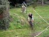Cyclo cross de Vihiers Quentin AUDOUX