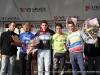 Podium du Cyclo cross d\'Aizenay, 2e Quentin AUDOUX