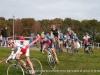 Départ du Cyclo cross de La Roche/Yon