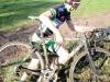 Cyclo cross de Ste Gemmes Quentin AUDOUX