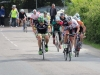 Ile d'Olonne,arrivée, 2e place Patrick CHALAND, 6e place Jimmy MARTINEAU