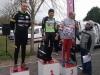 Podium Saint Maixent catégorie GS, 2e Xavier DANIEAU