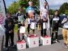 Podium de la course de Saint-Maixent, José PINTO, 5e