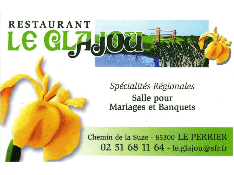 Le Glajou, restaurant du Perrier