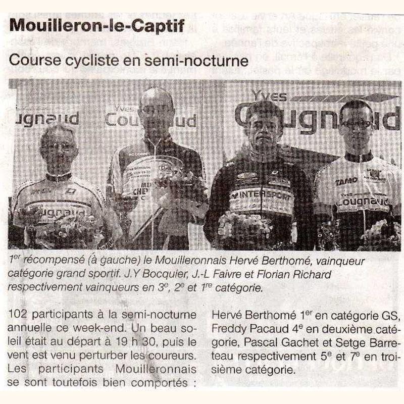 Ouest France du 25 juin 2012 (bis)