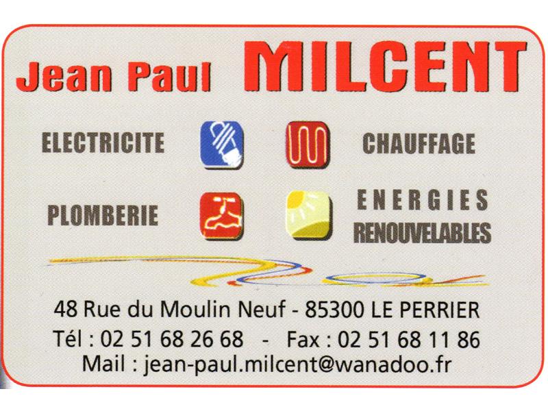 Partenaire Jean-Paul MILCENT