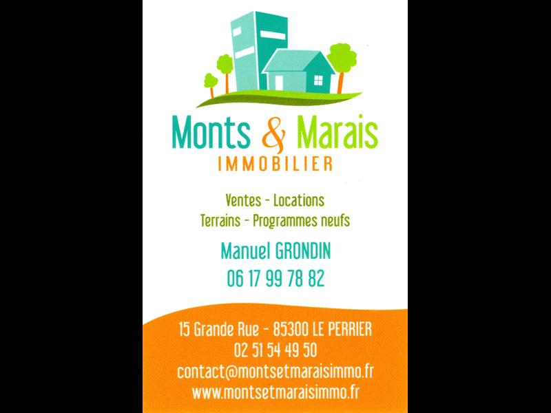 Partenaire Monts & Marais Immobilier