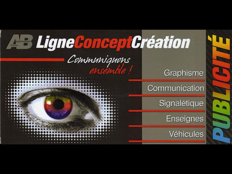Partenaire AB Ligne Concept Création