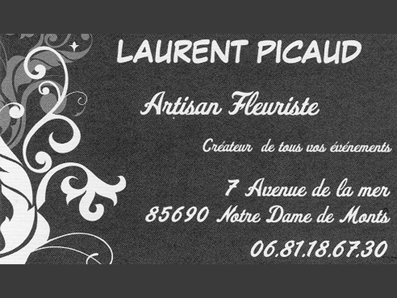 Laurent PICAUD - Notre-Dame-de-Monts