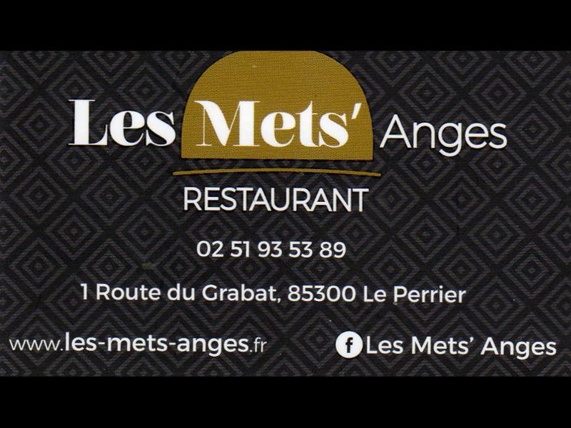 Partenaire Les Mets' Anges
